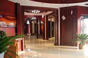 金马首木门展厅