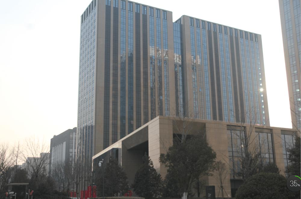 海尔绿城济南玉兰广场木门工程项目