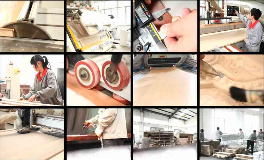 选择木门厂家金马首主要看质量距离不是问题