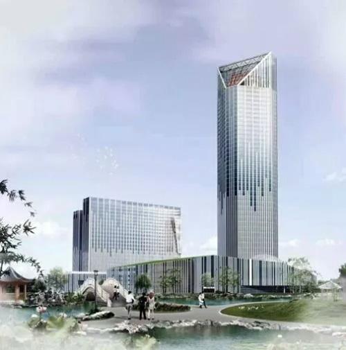 俄罗斯贸易中心酒店工程项目